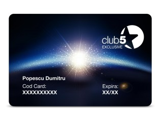 Card Club5* Exclusive